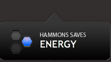 Hammons Saves Energy
